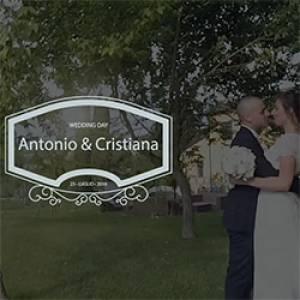 Trailer Antonio+Cristiana